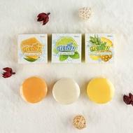 泰國Mistine Cooling 水果香皂 55g (共3款)  /肥皂【MEKO時尚美妝】