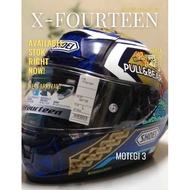 Shoei X14 Motegi 3 Marquez