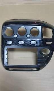 SPACE GEAR 儀錶中央面板 ,儀錶板 ,中央面板 ,音響面板 沒有斷裂斷角