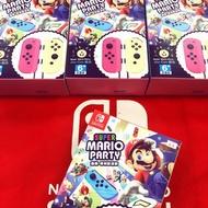 任天堂 switch 超級瑪利歐派對 NEW超級瑪利歐兄弟U  joy-con 手把 派對同捆組 中文版 公司貨