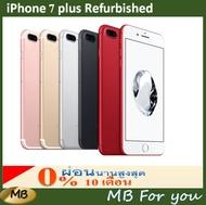 [ผ่อน 0%] โทรศัพท์ไอโฟน iPhone 7 Plus Re furbished