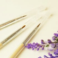 ArtLife藝術生活【HK302】小畫筆(三支一組)_DIY 數字 油畫 彩繪