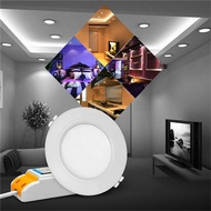 6W Milight Wireless Dimmable LED Downlight Smart RGB CCT Ceiling Light AC86-265V
