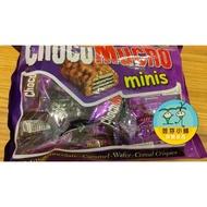 菲律賓 Choco mucho 黑巧克力夾心威化棒 8公克X20入