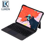 LUKEN Mini Wireless Keyboard Ipad Keyboard  For iPad pro 11inch Slim sheepskin ultra-thin integrated Bluetooth keyboard