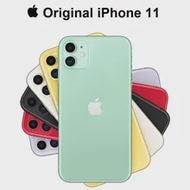 """ใหม่ Apple iPhone 11 Dual 12MP กล้อง A13ชิป6.1 """"Liquid จอแสดงผล Retina IOS สมาร์ทโฟน LTE 4G ช้า Selfie MI WIFI 6"""