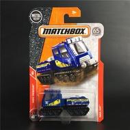matchbox matchbox เมืองฮีโร่รถขั้วโลก transporter รุ่นลูกเห็บ cat 8c