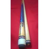 Pampanga Billiard Cue Stick Blue Violet... (Tako ng Bilyaran)..