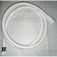 Hose For Jet Shower Bidet Closet 1.5 Meters White Color Jet Shower Wc Hose Wc Hose Toilet