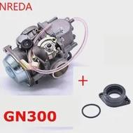 สำหรับ Suzuki ชิ้นส่วนรถจักรยานยนต์ GN300 ที่มีการเร่งปั๊มคาร์บูเรเตอร์ GZ250 TU250 GN250 แก้ไข Lifting Power DR250 250cc