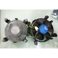INTEL 原廠風扇 鋁底 LGA1150/1151/1155/1156 CPU風扇 I3 I5 I7 可用 2手良品