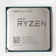 AMD Ryzen R5 1600 含原廠風扇 公司貨非散裝 效能等同R5 3500、2600 所有6核中最高CP的選擇