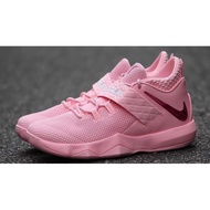 NIKE LEBRON AMBASSADOR 10 粉紅 大使 籃球 乳癌 男鞋 AH9655-600