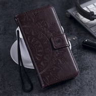 3D Embossing Totem Luxury Leather for Samsung A51 Case Coque Samsung A71 Case Flip Wallet Cover for Samsung Galaxy A51 A 51 A 71