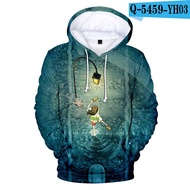 Spirited Away Hoodies  Mens Hoodie Sweatshirt Men /Women Anime A Voyage of Chihiro Hoody Polluver No Face Man Tracksuit Popular