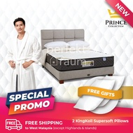 PROMO: King Koil Prince Collection Crystal Mattress Queen/King