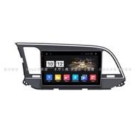 現代Hyundai Elantra專用安卓螢幕導航倒車顯影Gps影音三代四代五代六代