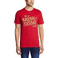 Douwo Arsenal Men Graphic Fan T-shirt Arsenal T-shirt, Men's Blackdouwo Arsenal