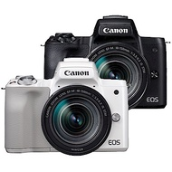 CANON EOS M50+18-150mm IS STM 單鏡組*(中文平輸)