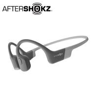 【AFTERSHOKZ】AEROPEX AS800骨傳導藍牙運動耳機-皓月灰