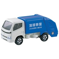 TOMICA 多美小汽車NO.045 豐田清掃垃圾車