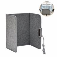 General Armor【日本代購】遠紅外線折疊平板加熱器 電暖器 無風加熱器-灰色