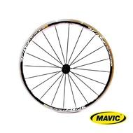 Mavic Crossride mountain Bike 26 wheelset front and rear