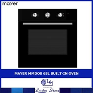 MAYER MMDO8 65L BUILT-IN OVEN