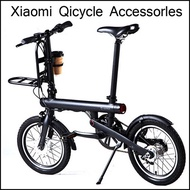 Xiaomi Qicycle Accessorles -Foot Stand/Cup holder/Front Shelf /install full accessories bike