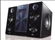 展示品過保固 LG FX166 3D藍光機 音響 可藍芽 dvd USB+MP3+iPod功能 取代ht-ct290