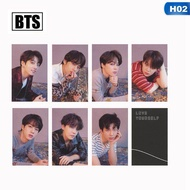 7Pcs/Set KPOP BTS Bangtan Boys Love Yourself Album Photo Card Photocard Gift H02