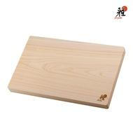 【ZWILLING 德國雙人】MIYABI 檜木砧板(40x25x3cm)