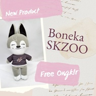 Skzoo Stray Kids Plushie Doll UnOfficial Custom Doll