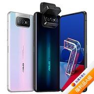 【快速出貨】ASUS Zenfone 7 ZS670KS 6G/128G(宇曜黑)(5G)6.67吋翻轉三鏡頭5G智慧手機【拆封福利品A級】