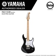 PRE-ORDER (Dec/Jan) Yamaha PAC112VM (Black) Electric Guitar - Absolute Piano - The Music Works Store GA1