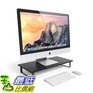 [8美國直購] 顯示器支架 Satechi Classic Monitor Stand Compatible with 27-inch iMac, Desktops Laptops and Printers