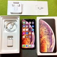 iPhone XS Max 64G 無傷95成新 金 6.5吋 iXs XSmax iphonexsmax 二手機 貼換