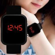 Sevenlight นาฬิกาข้อมือ สายซิลิโคนนุ่ม สไตล์ Apple Watch  ระบบ ดิจิตอล LED รุ่น AP2224