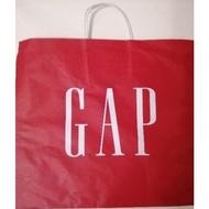 英國 GAP紙袋 GAP 超大容量紙袋