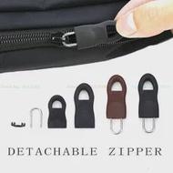 5PCS ถอดออกได้ซิป Puller เปลี่ยน Zip Fixer ชุดซ่อมกระเป๋าเดินทางกระเป๋าเป้สะพายหลังซิปดึงผู้ให้บริการ...