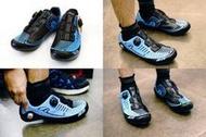 【簡單生活】全新公司貨 BANNARD 超耐磨硬底車鞋 免上卡 自行車鞋 耐磨 40~46號