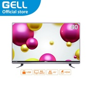 GELL | 40-inch FHD TV Android TV Ultra-slim Multiport