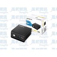 技嘉 BRIX GB-BLCE-4105R 超微型電腦套件(J4105/8G/240G)