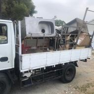 3噸半搬家自助搬家清運廢棄物處理垃圾處理