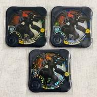 神奇寶貝 Tretta Z4彈 三星卡 捷克羅姆 第14彈 3星卡匣