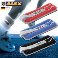 【宏亮】ALEX C-4001 加重綁腿 1KG 加重器