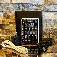 現貨免運 贈專用線材 台灣製造 Just Mixer M 3軌 迷你 混音器 聲卡 直播 唱歌 效果器 48V 幻象電源