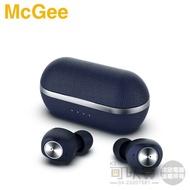 德國 McGee EAR PLAY 真無線藍牙耳機 -午夜藍 -原廠公司貨