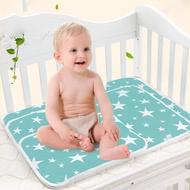 Foldable Changing Pad Baby Cute Waterproof Mattress Reusable Diaper