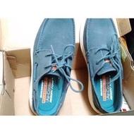 SKECHERS 男帆布鞋 64644 nvy 8.5 好市多 COSTCO 1089919
